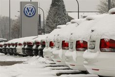 European car sales plunge in December ends woeful year