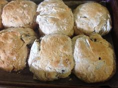 COCONUT MILK  DATE WHOLEMEAL SCONES  3 cups sr wholemeal flour, 400ml or so coconut milk, 1/2 cup chopped dates. Sift flour, add milk using butter knife and then add dates. Knead quickly and cut out scones. Bake in hot oven for 15 mins.