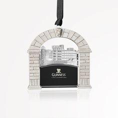 Guinness St James Gate Decoration - from Newbridge Silverware online store Ireland