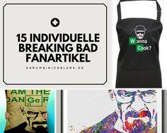 Darumbinichblank.de I 15 Individuelle Breaking Bad Fanartikel......Für die, die sich nicht von der Serie trennen können, haben wir ein paar sehr coole Artikel gefunden.