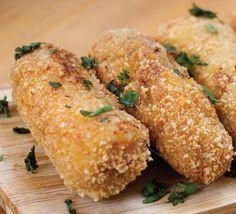 Voici une recette qui va plaire à vos enfants. Découvrez nos croustillantes croquettes de poulet, à préparer avec eux !