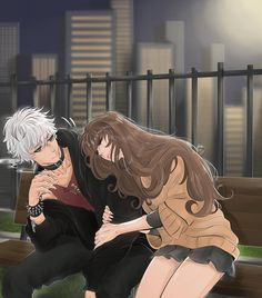 A moment with Saeran
