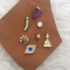 Free People Earrings 7 different earrings from Free People NEVER WORN! Stunning condition. Free People Jewelry Earrings