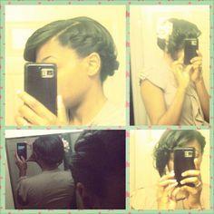 Flat Twists & Curls