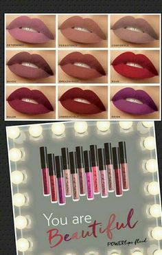 18 Amazing Shades - Mix and Match to make your own! My Beauty, Health And Beauty, Beauty Makeup, Beauty Box, Ap 24 Whitening Toothpaste, Beauty Magazine, Lip Plumper, The Balm, Nu Skin