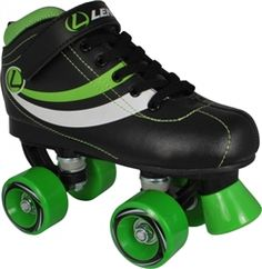 Great new Lenexa Champ quad skates for kids - bc Emily plans to play derby someday