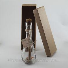 İksir Şişe İçinde Kutulu Davetiye (ID#897022): satış, İstanbul'daki fiyat. Arı Nikah Şekeri Ve Süs adlı şirketin sunduğu Cam Şişe Davetiye