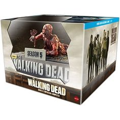 La temporada 5 de #TheWalkingDead rebajada en Amazon por el #PrimeDay