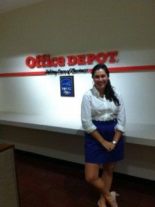 6e5e40e83d8c3 Rising Senior Works on Office Depot Campaigns During Summer Internship  Office Depot