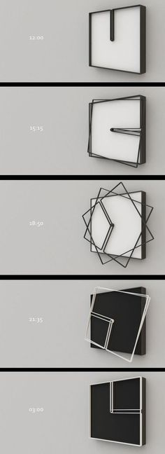 Concept clock, interesting :)