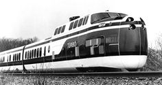 It's hard to believe it, but at one point North America seemed ready to embrace high-speed rail. Between 1968 and 1976, the United Aircraft Corporation's gas turbine-powered tilting TurboTrains ran between Boston and New York at average speeds of 100 mph -- first on the New Haven Railroad, and later for Amtrak. On Dec. 20, 1967, a TurboTrain set a North American land speed record at 170.8 mph in northern New Jersey. That record still stands.