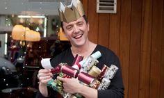 Peter Serafinowicz tests the jokes in high-street Christmas crackers and offers some of his own suggestions Christmas Humor, Christmas Diy, Holiday, Peter Serafinowicz, Diy Christmas Crackers, Xmas Decorations, Jokes, Voice Actor, Search