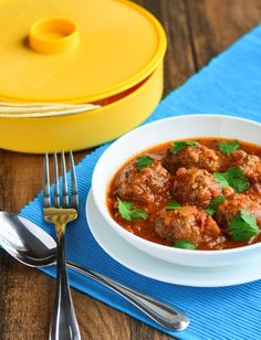 Easy Albondigas (Mexican Meatballs) Recipe - The Spice Kit Recipes