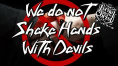 The Israelites: We Do Not Shake Hands with Devils