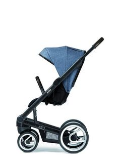 Sleek design and versatilityThe Igo is Dutch baby brand Mutsy's premier baby stroller, offering excellent manoeuvrability on almost every surface, maximum comfo