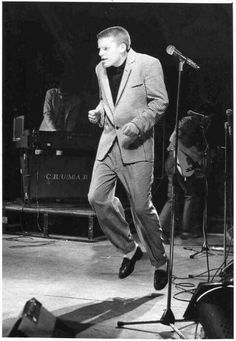 Happy birthday Suggs! Born on this day in 1961 - 2Tone Ska Royalty #ska #2tone #madness