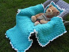 Winter Car Seat Blanket | Craftsy