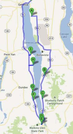 Seneca Lake Beer Trails : Breweries and Brewery Tours