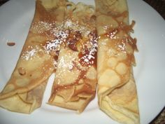 World's Best (and easiest) Crepe Recipe