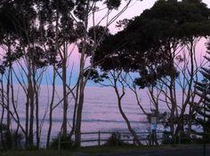 South Coast nsw Australia