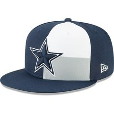 official photos 542ec cf0f2 Dallas Cowboys New Era Youth 2019 NFL Draft On-Stage Official 59FIFTY  Fitted Hat – Navy