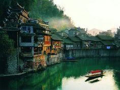 Fenghuang county Hunan