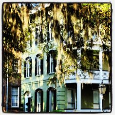Savannah, Georgia Historic Home
