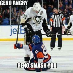Geno smash you