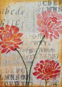 Florals - Peonies in Pink by Malinda Kopec malindaj.com
