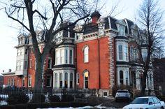 The Mansion, Delaware Ave., Buffalo, NY
