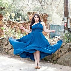 Plus Size Dress - Plus Size Fashion