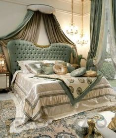 кровать с балдахином Bruno Zampa Alexander, Alex.let