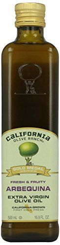 Traditional California Olive Ranch Arbequina Extra Virgin Olive Oil, 16.9 oz