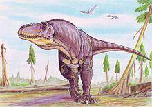 Tarbosaurus - Wikipedia, the free encyclopedia