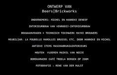 Hotelrooms Villa Pastorie Tilburg- Design Beers Brickworks