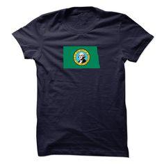 WASHINGTON - ND map AC T Shirt, Hoodie, Sweatshirt