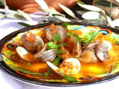 Chilli Garlic Clams - Tapas with Bite!