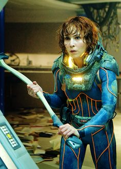 Dr.Elizabeth Shaw(Prometheus)