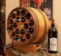 Barrel Rack - Wine Rack