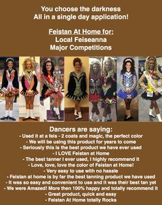 The perfect stocking stuffer! Great for upcoming local Feiseanna! order at www.Feistan.com #irishdancing #feis #feistan #irishdance #feistanathome