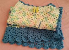 Blanket (baby blanket) - 33 in. x 30 in.