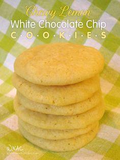 Chewy Lemon White Ch