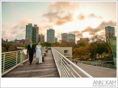 Best friend, best city, best wedding. (via @Brandedox )