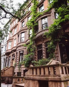 Upper west side New York City