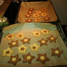 Sternen Kekse