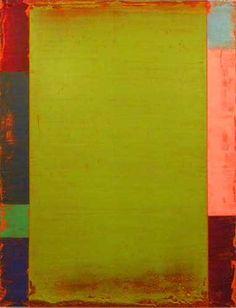 "Steven Alexander, Chromatin, 2009, Acrylic on linen, 26"" x 20"""