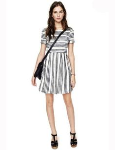 I love Madewell and since I already have shoes that look just like this I'll definitely have to get the dress :)