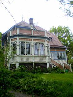 Old Villa,Ruissalo,turku