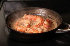 How to Butter Poach Lobster Poached Lobster in Butter Frozen Lobster Tails, Shrimp And Lobster, Lobster Dinner, Grilled Lobster, Lobster Meat, Broiled Lobster Tails Recipe, Cooking Lobster Tails, How To Cook Lobster, Lobster Recipes