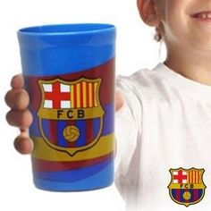Jeu 2 Verres FC Barcelona - MisterDiscount